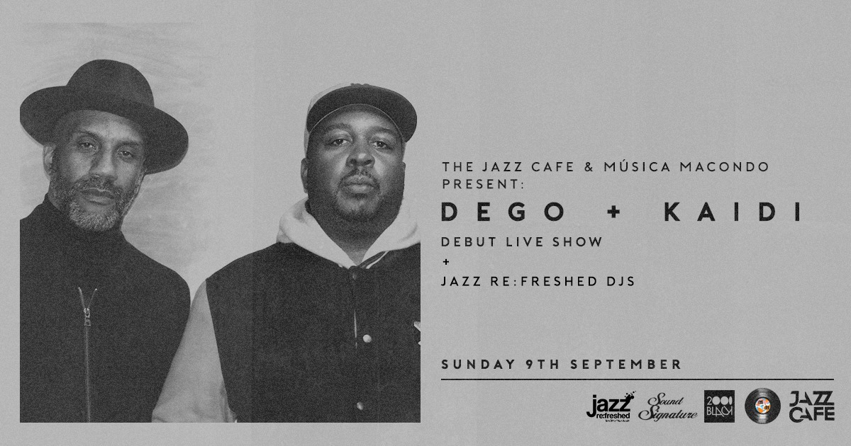 dego & kaldi jazz cafe