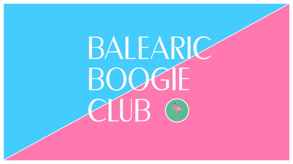 balearic boogie club