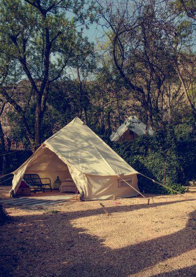la casella camping