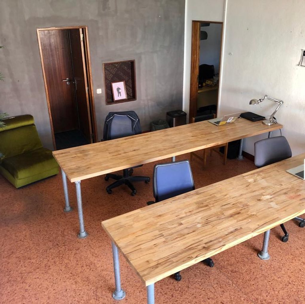 co working offices lisbon
